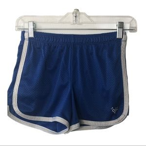 Justice girls gym shorts